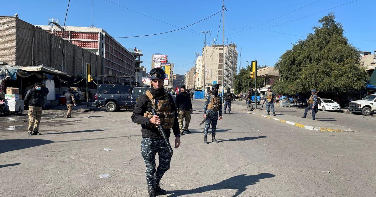 У Багдаді на центральному ринку сталося кілька вибухів: багато загиблих і поранених