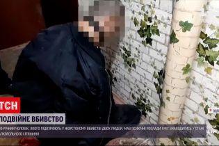 Наркотики и психические расстройства: стали известны предварительные причины двойного убийства в Одессе