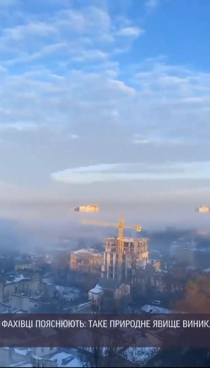 Сказочная Одесса: утром курортный город накрыл туман