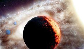 Ученые обнаружили древнейшую планету во Вселенной, похожую на Землю