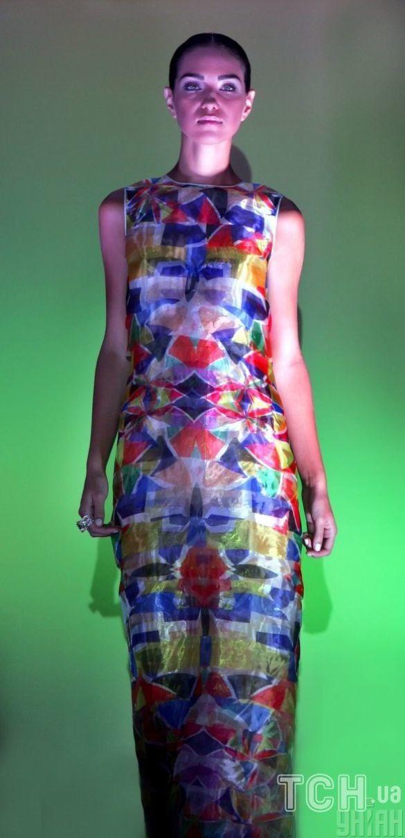 Платье из коллекции Сергея Ермакова_1
