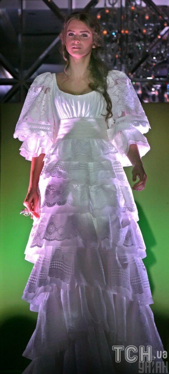 Платье из коллекции Сергея Ермакова_2