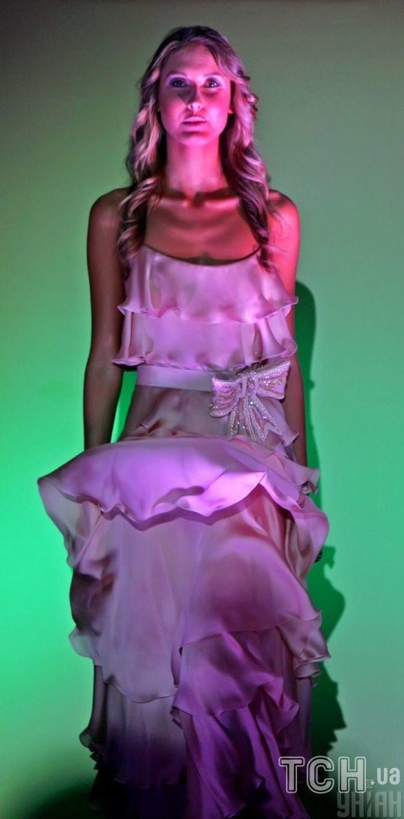 Платье из коллекции Сергея Ермакова_3