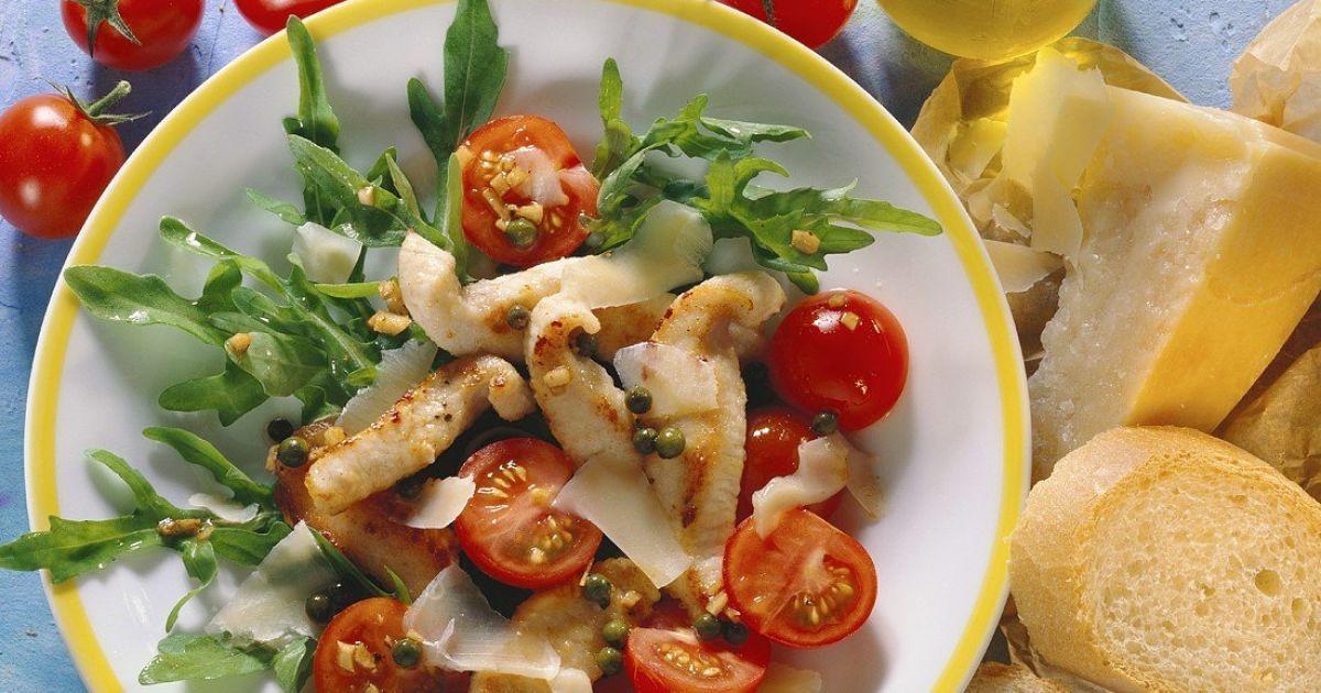 """Блюдо с именем: салат """"Коко Шанель"""" — завтрак от-кутюр"""
