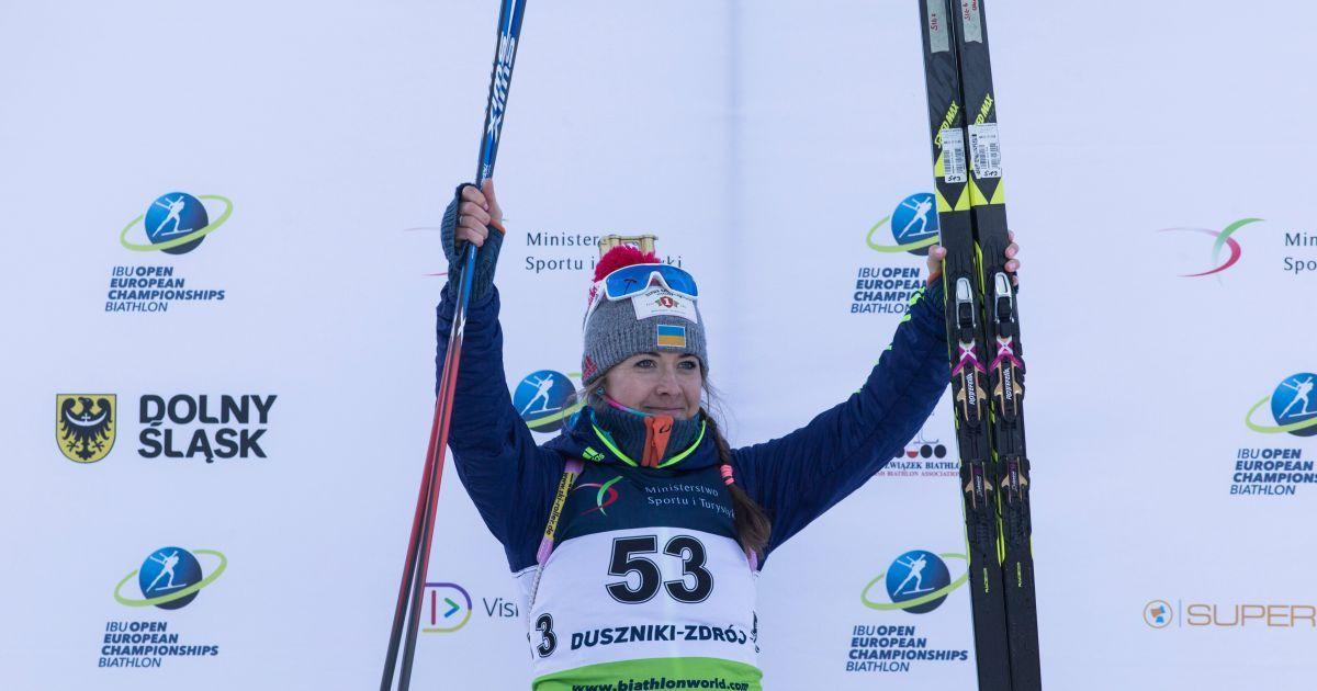Феєрична точність: Джима виграла першу медаль у сезоні для України на Кубку світу