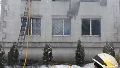 В Харькове загорелся дом престарелых: 15 человек погибли, девятеро пострадали