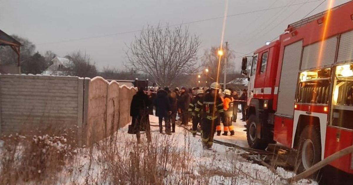 Смертельный пожар в харьковском доме престарелых квалифицировали как ЧП государственного уровня
