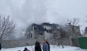 Пожар с 15 погибшими в Харькове: четырем задержанным сообщено о подозрении