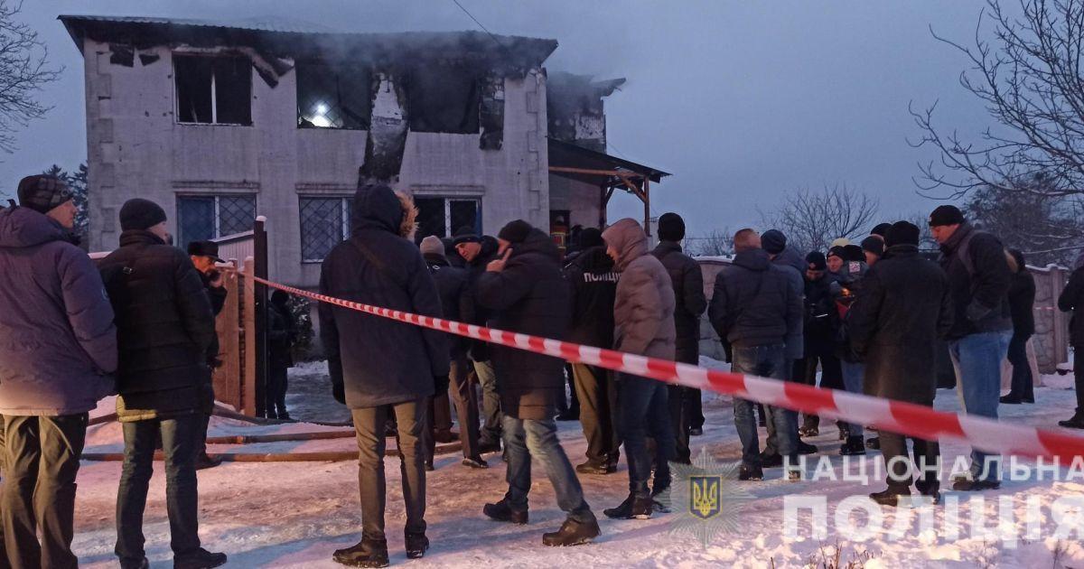 Вирішується питання про затримання власниці пансіонату для літніх людей в Харкові, де загинуло 15 осіб - Аваков