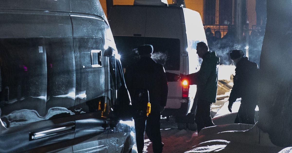 Associated Press навальний