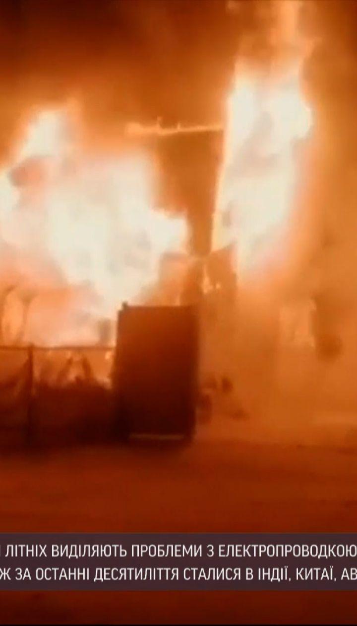 ТСН собрала самые большие пожары в приютах для пожилых людей за последние десятилетия