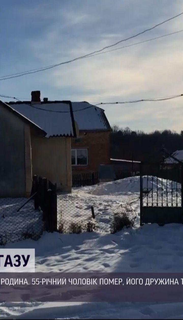 Чадний газ забрав життя 55-річного жителя львівської області