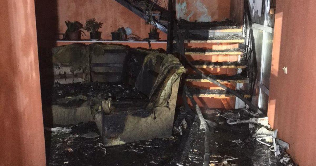 Суд вынес решение в отношении владельца харьковского дома престарелых, где произошел смертельный пожар
