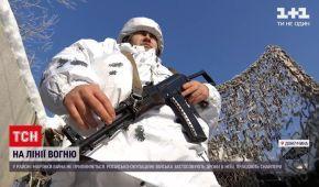 Ворожі дрони в небі, снайпери та голуби: як минає сьома зима війни на Донбасі