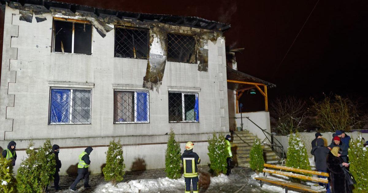 Пожежа у Харкові: у місті оголосили жалобу, поліція затримала підозрюваних, а уряд анонсував перевірки