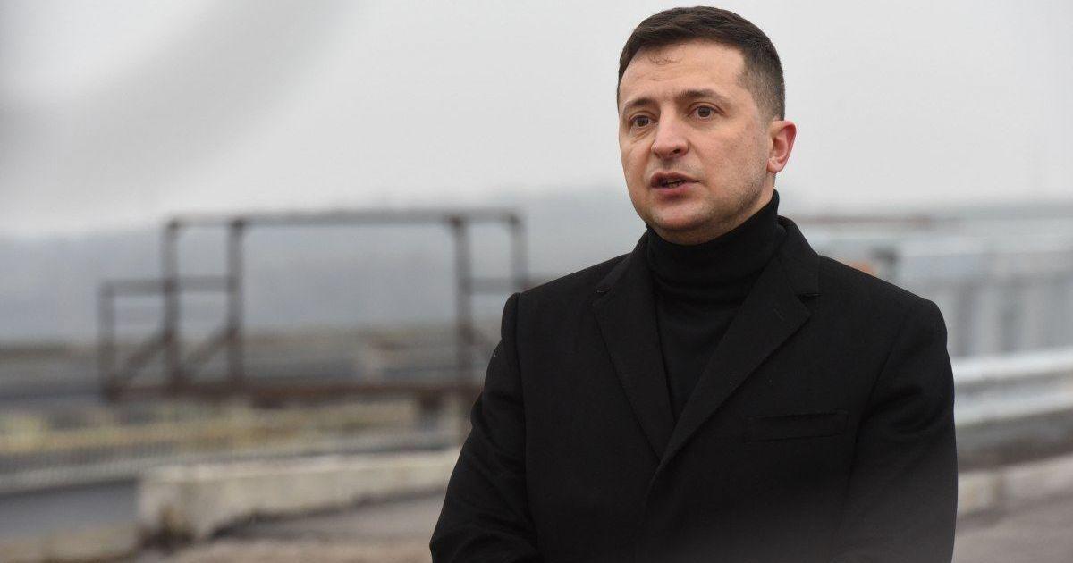 Зеленский наградил почти 40 украинцев в День Соборности