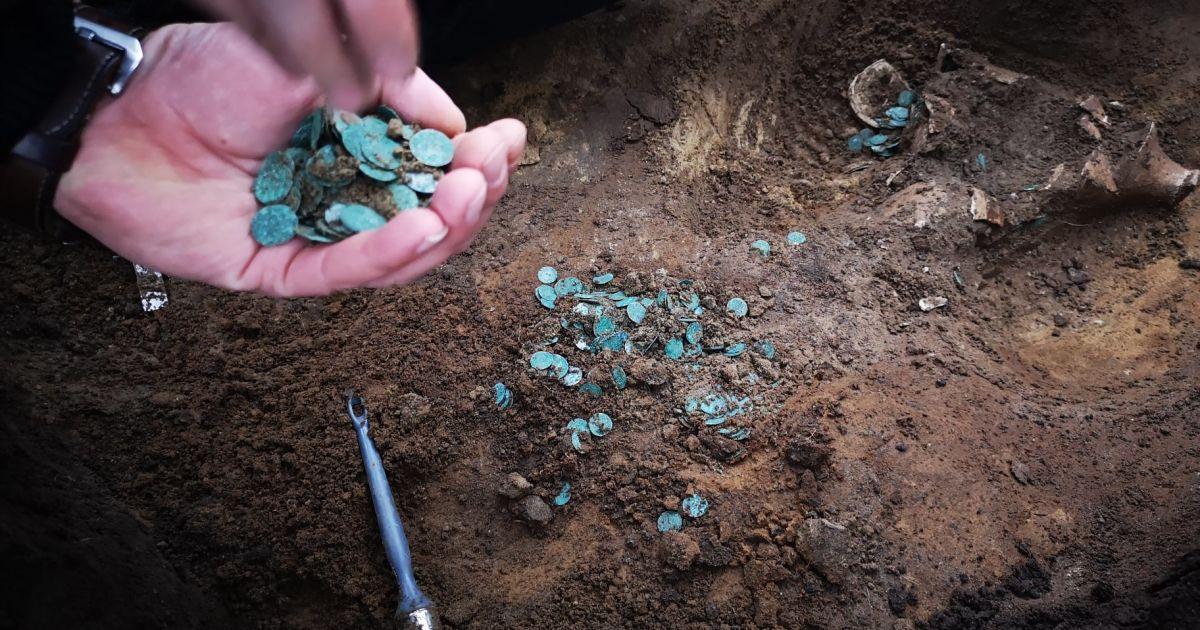 В Угорщині археологи знайшли величезний середньовічний скарб