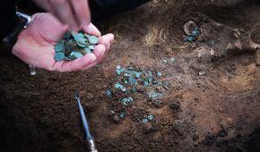 В Венгрии археологи нашли огромный средневековый клад