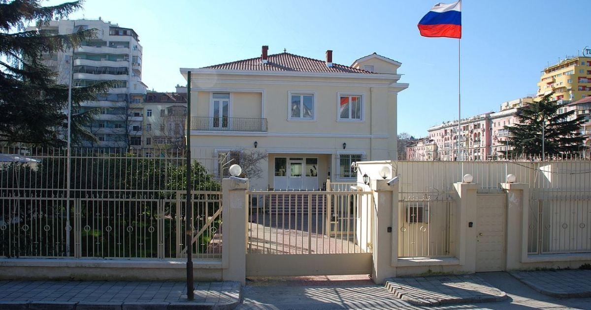 Албанія висилає російського дипломата: причина