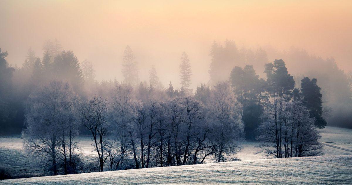 У Тернопільській області на смерть замерзли двоє людей, ще одна жінка - на Волині