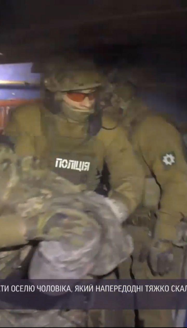 В Николаевской области задержали мужчину, который отрезал половой орган собственном отцу