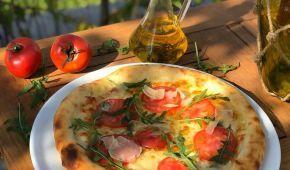 Блюдо с именем: пицца Маргарита — бедняцкая пища для королевы