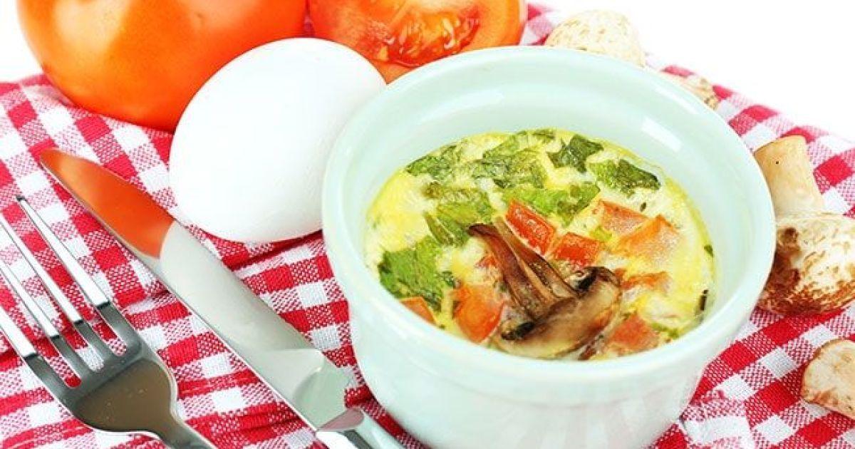 Страва з іменем: австрійський сніданок – яйця Меттерніха