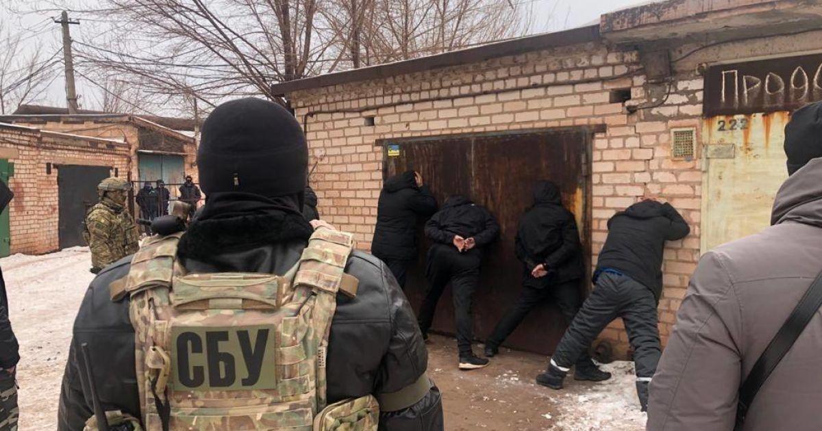 СБУ разоблачила группировку, которая сбывала наркотики по всей Украине и за рубежом