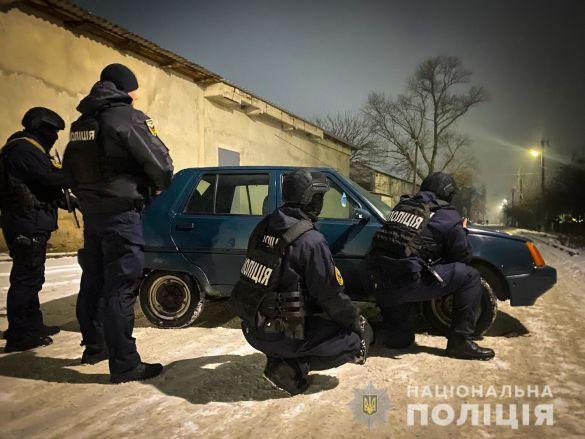 зловмисник в Миколаєві