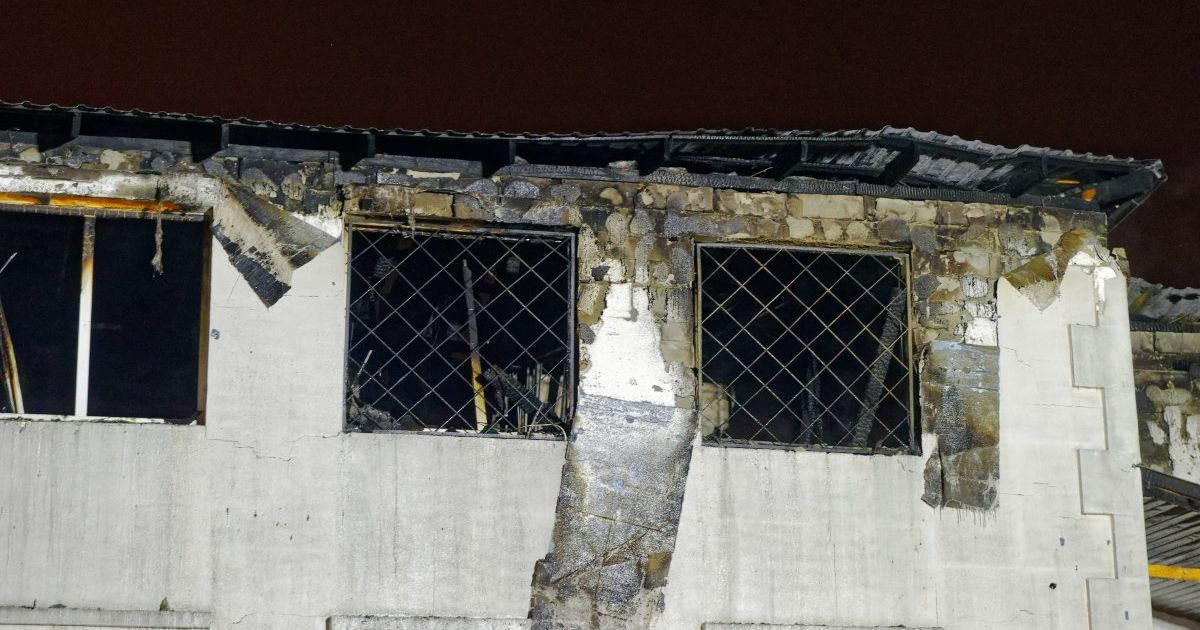 Пожежа у притулку для літніх у Харкові: виділили кошти на компенсації постраждалим