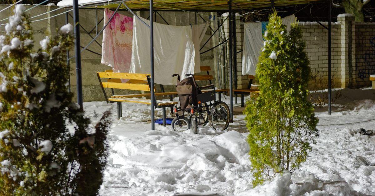 Пожежа у будинку для літніх людей у Харкові: назвали офіційну версію займання