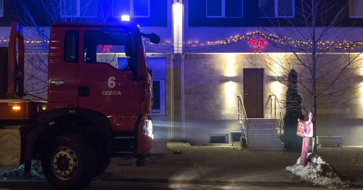Смертельна пожежа в одеському готелі: власнику оголошено про підозру