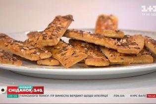 Готуємо ароматне та хрустке печиво на пивній основі