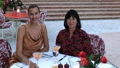 Какая красивая: Ирина Шейк показала редкие снимки своей мамы