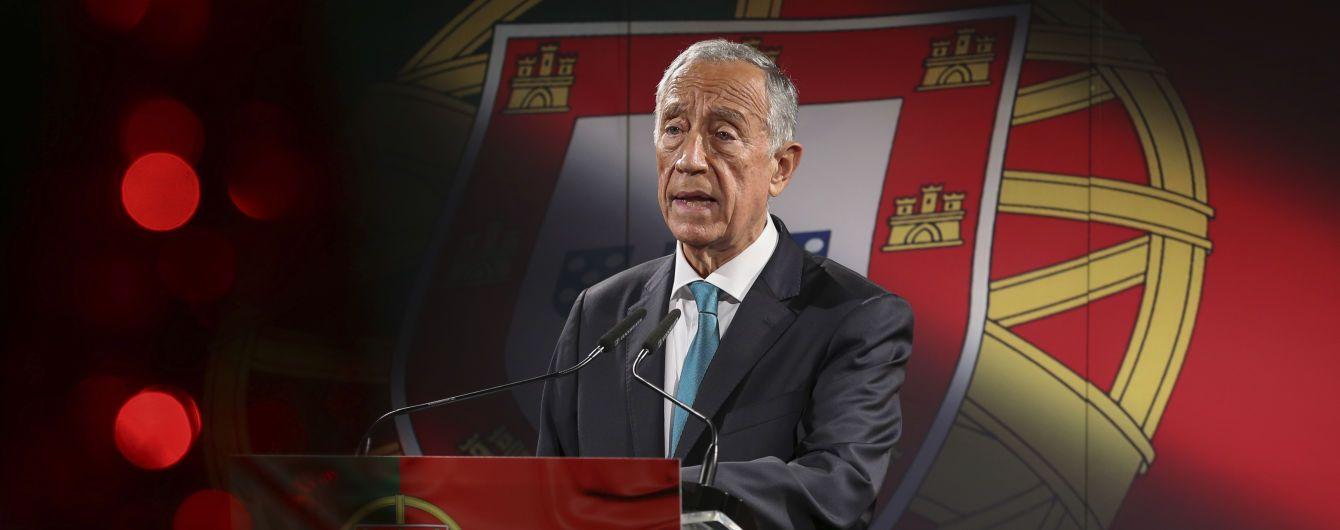 В Португалии выбирают президента