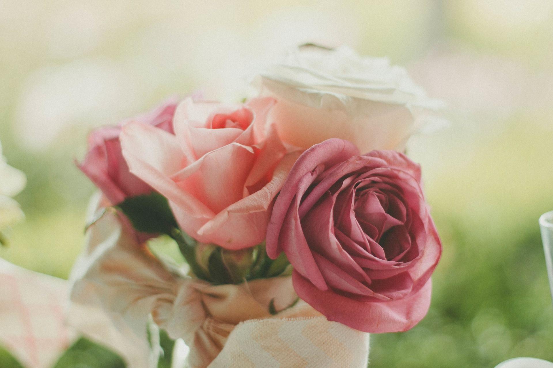 Букет троянди квіти