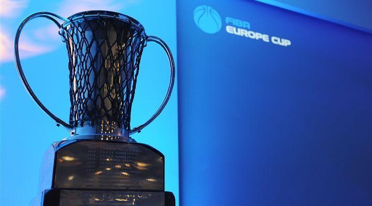 Київ-Баскет анонс, Кубок Європи ФІБА