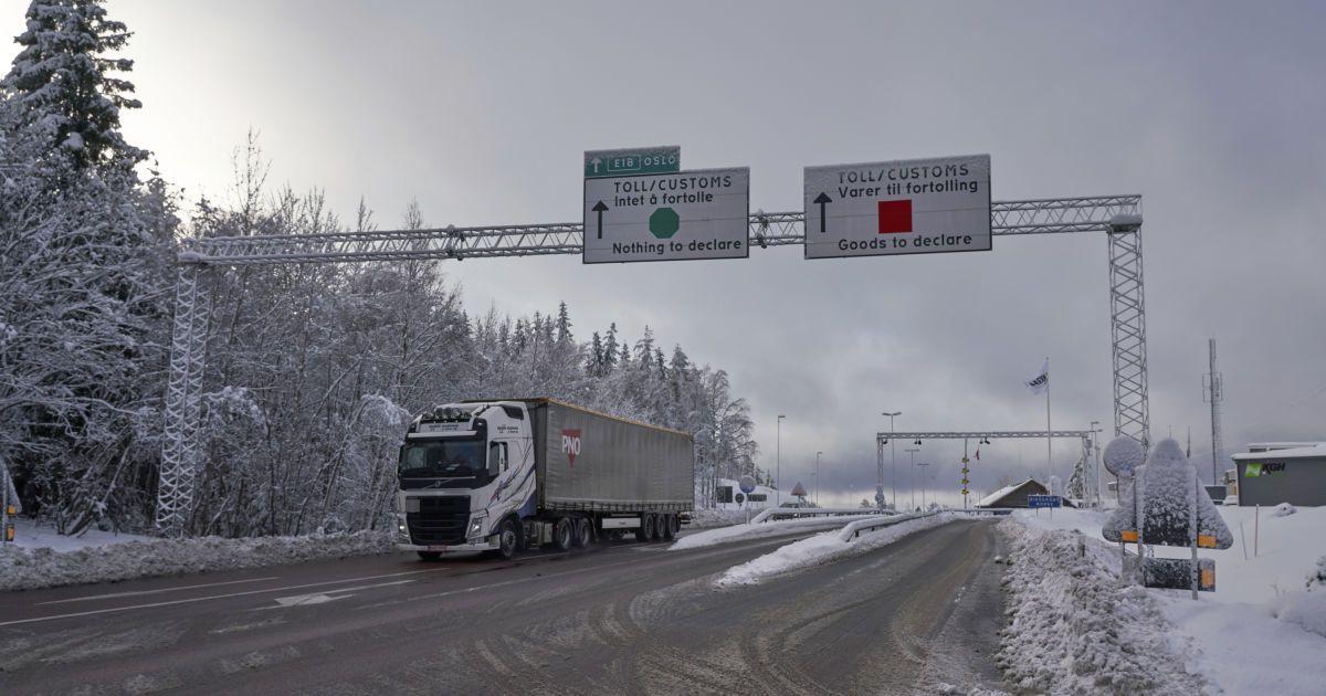 Швеція закрила кордон з Норвегією через новий варіант коронавірусу