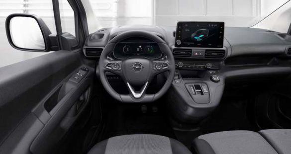 Opel Combo, салон
