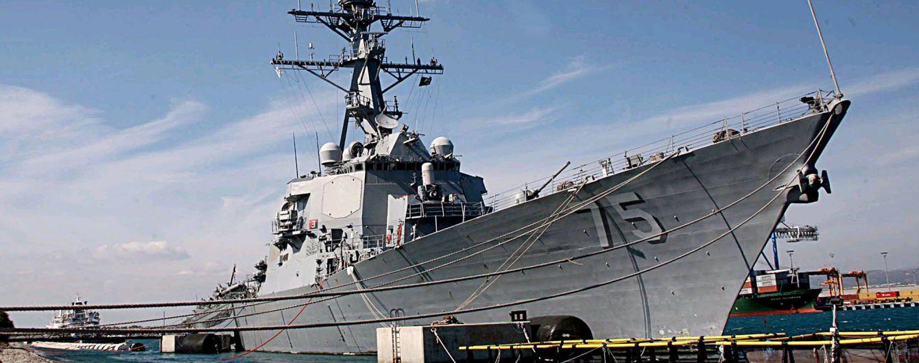 Дорога в Чорне море: два американських ракетних есмінці увійшли в Середземномор'я