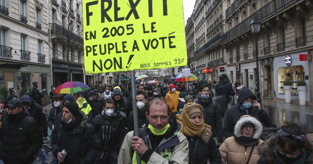 Усиление правил: почему Франция заявила о закрытии границ со странами, не входящими в ЕС