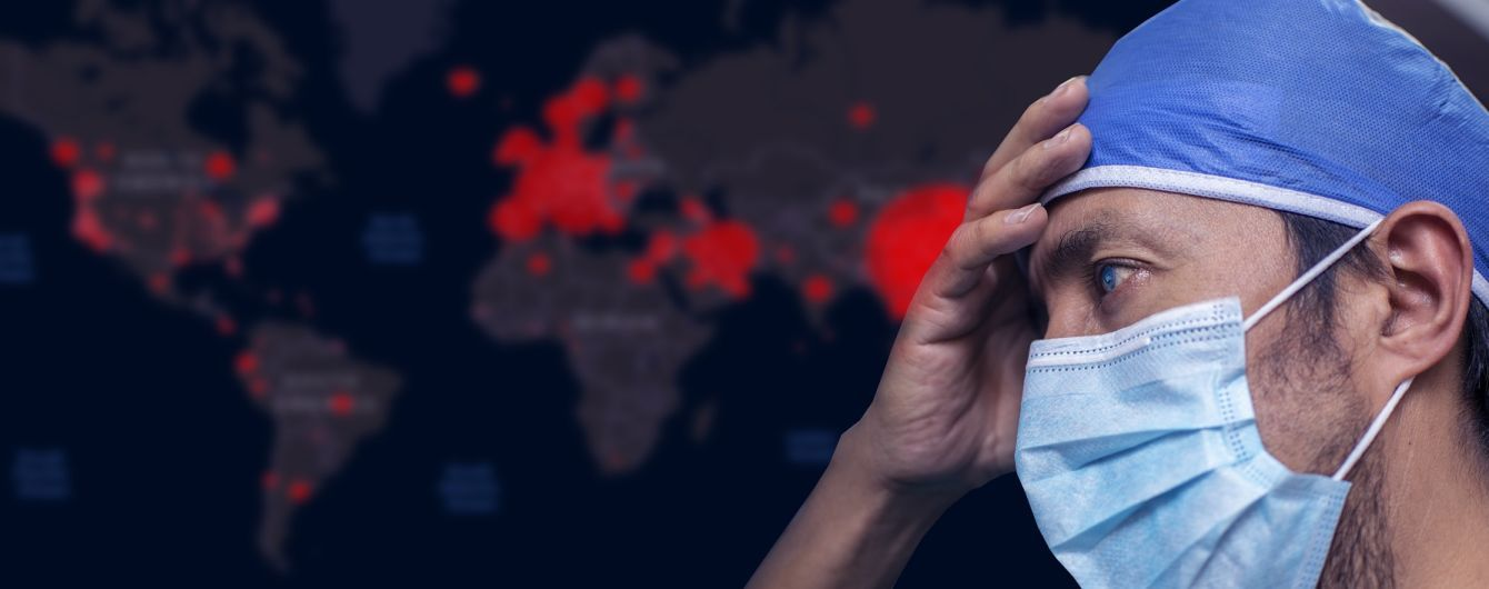 """Куда """"исчезает"""" коронавирус в Украине: локдаун, коллективный иммунитет или манипуляции со статистикой"""