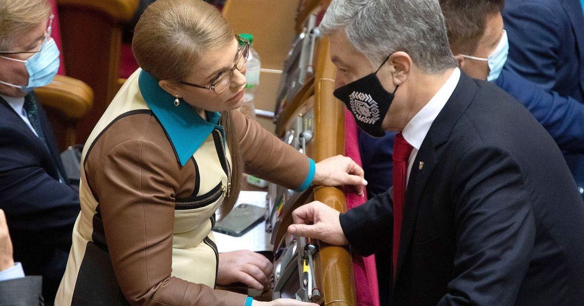 Тимошенко, Тищенко, Порошенко: как омолаживаются украинские политики