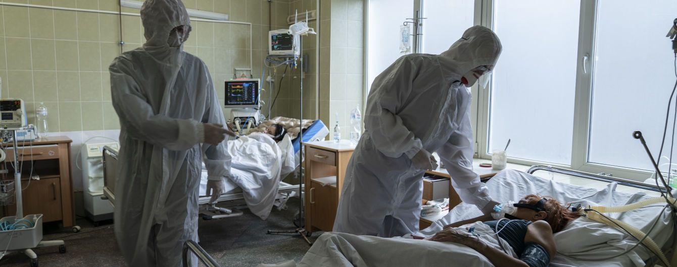 Коронавирус в Украине сегодня: статистика на 7 февраля