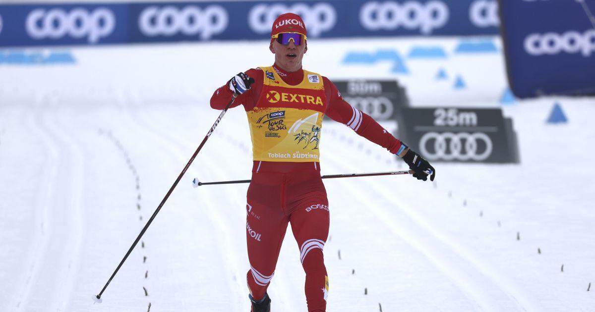 Лидера сборной России могут бросить в тюрьму за скандальную выходку на Кубке мира по лыжным гонкам