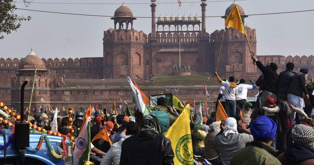 Из-за протестов в Индии силовики решили отключить Интернет