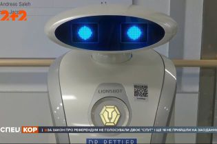 В больнице немецкого Мюнхена успешно работает робот, которую зовут Франциска
