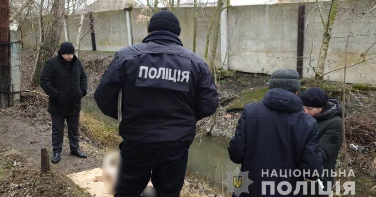 Жуткое убийство женщины в Одесской области: тело, обмотанное веревкой и капроновой сеткой, обнаружили в канале