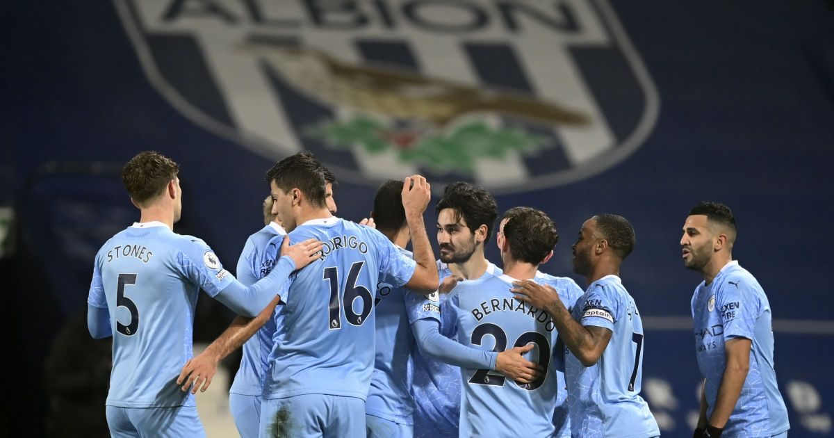 """Зинченко помог """"Манчестер Сити"""" одержать самую крупную победу в сезоне и вернуться на вершину АПЛ"""