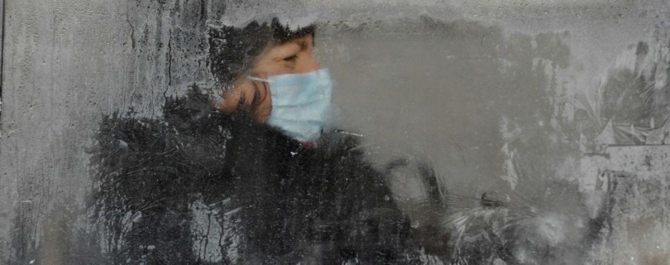 Коронавирус в Украине сегодня: статистика на 27 января